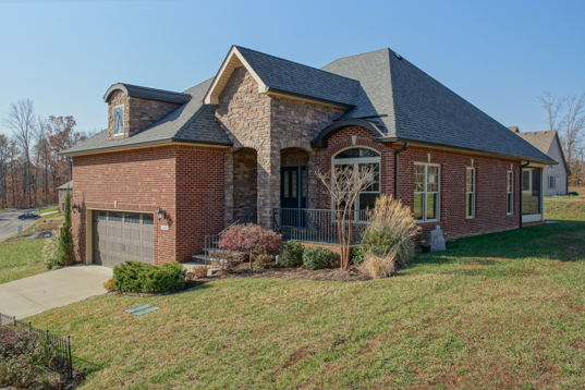 553 Summit View Circle - Clarksville, Tennessee by Providence Builders